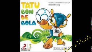 Sergio Mendes ft  Carlinhos Brown -- One Nation [The Official 2014 FIFA World Cup Song]