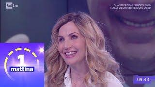 Lorella Cuccarini ricorda Fabrizio Frizzi - Unomattina 26/03/2019