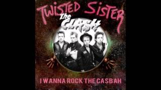 Twisted Sister vs The Clash - I Wanna Rock The Casbah (Mashup By Fissunix)