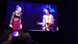 """Bush with Gwen Stefani - """"glycerine"""""""
