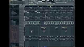 dj nassim by fl studio- c'est la vie