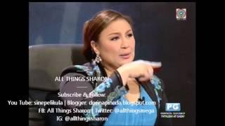 YFSF: Sharon Cuneta on Jolina Magdangal As Celine Dion