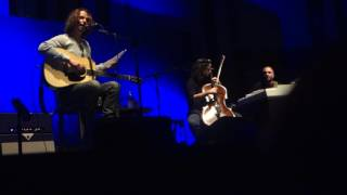 Chris Cornell Ava Maria Benaroya Hall Seattle 9/29/2015