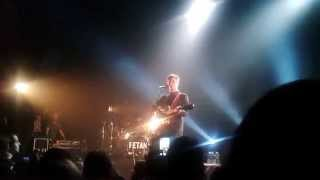 Did you hear the rain - George Ezra Live @ Le Bataclan Paris 11.02.15