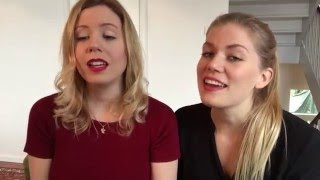 Raging - Kygo - Cover By Ragnhild Harket & Kathrin Jakob (one take)