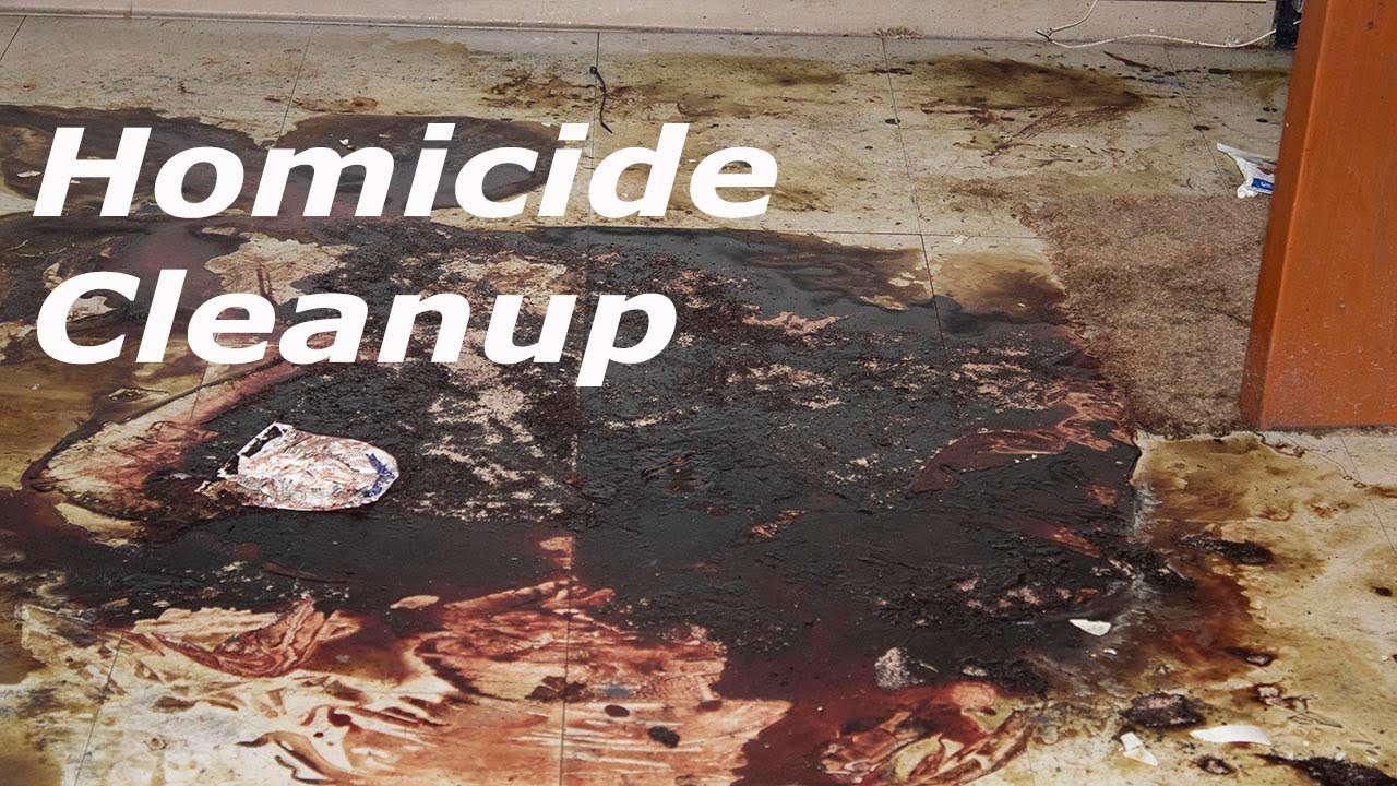 Professional Crime Scene Blood Cleanup Service West Lake Forest IL