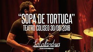 DIVIDIDOS - Sopa de Tortuga. Teatro Coliseo 30/09/2016