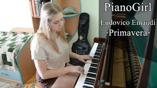 """Ludovico Einaudi """"Primavera"""" (Piano Cover)"""