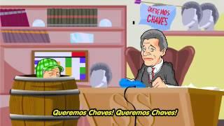 Silvio Santos canta  - Sai da Minha Aba Sai pra lá