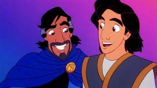 Aladdin and the King of Thieves - Father and Son (Eu Portuguese)