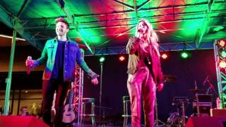 Brian Justin Crum Live at Castle Rock Outlets in Colorado 11-12-16 Part Three