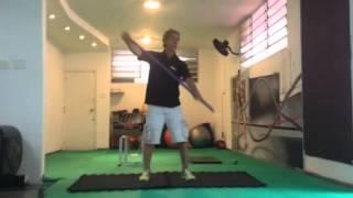 Exercicios com bastão 2
