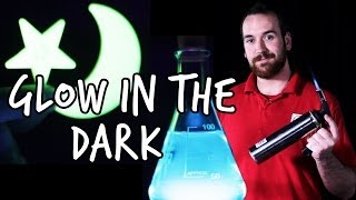 What makes things glow in the dark? | We The Curious