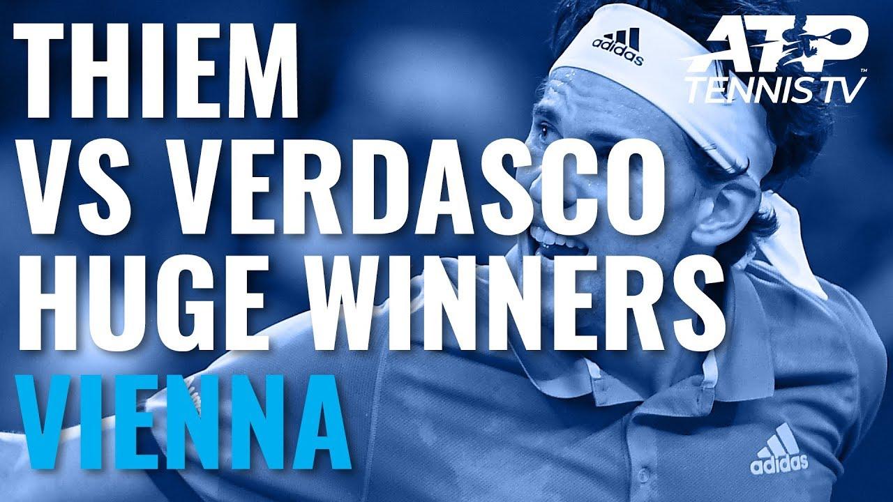 Huge Winners in Thiem vs Verdasco | Vienna 2019