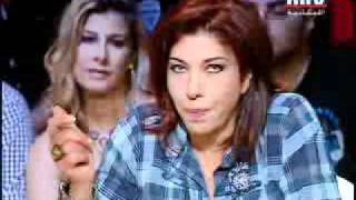 الايحاءات الجنسية لمزة فى برنامج لبنانى