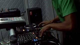 Dj Sandro  live @ Mix Fm Studio 96.5