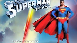 SUPERMAN Theme DRUM COVER