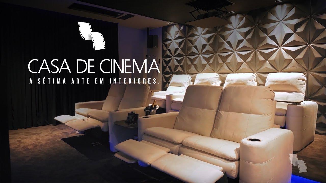 Projeto Casa de Cinema - Seja H3C