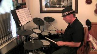 Brown Sugar - The Rolling Stones (Drums Cover)