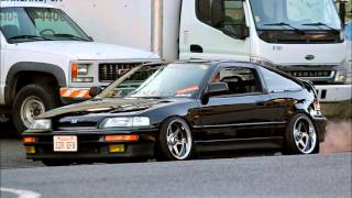 Honda CRX Tribute