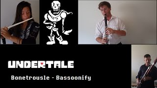 Undertale: Bonetrousle - Bassoonify and Friends