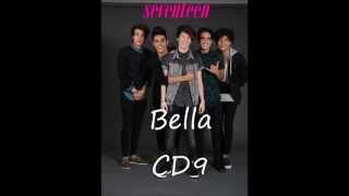LETRA  BELLA CD9