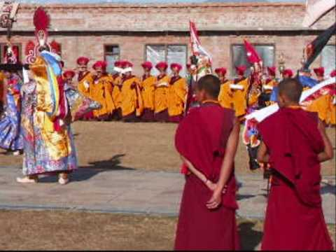 Losar, tibetan new year – The Longest Way Home