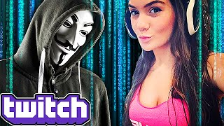 TOP 5 Twitch Streamers Who Were Hacked LIVE!