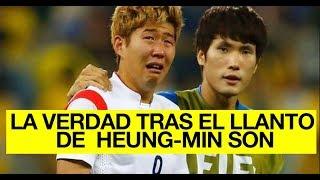 La verdad tras el llanto de Heung-Min Son