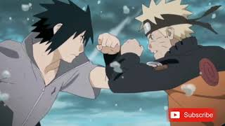 Naruto VS Sasuke (AMV)-STARSET My Demons