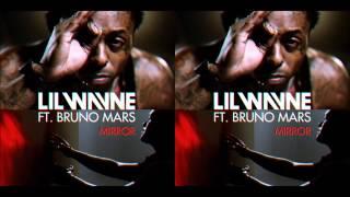 Lil Wayne ft Bruno Mars - Mirror (HQ + Lyrics in Desc.)