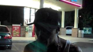 "EnTyce aka E-Smak freestyle to Bizzy Bone's ""When Thugs Cry"" Instrumental"
