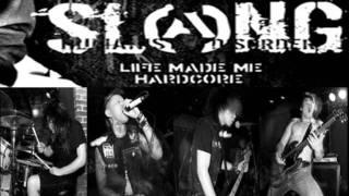Slang - Air Raid Days (hardcore punk Japan)