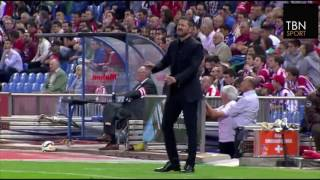 Diego Simeone saving all anger for Champions League final