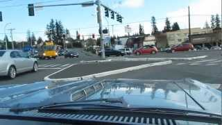 1966 SS427 Chevelle Test Drive