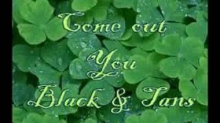 Come out you Black & Tans - The Irish Descendants