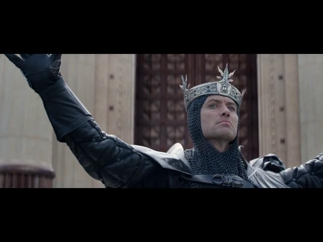 King Arthur: Legend of the Sword 3D (English) (A)
