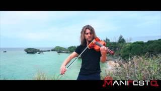 Tiesto  - Just Be (DJ Manifesto Acoustic Violin Cover)