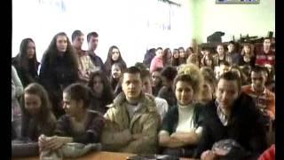Gimnazijalci obeležili 25.decembar - Dan nasilja nad ženama