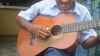 Antonio Gómez Salcedo cantando ¨El Interno¨