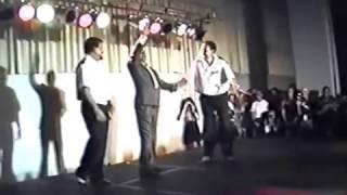 Anibal Vasquez, Freddy Rios & Mike Ramos