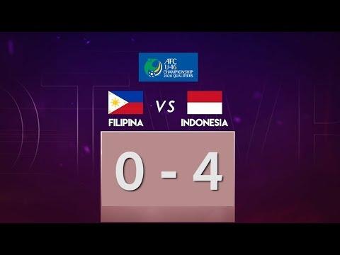 Download Video FILIPINA 0 VS 4 INDONESIA  AFC U-16  CHAMPIONSHIP QUALIFIERS