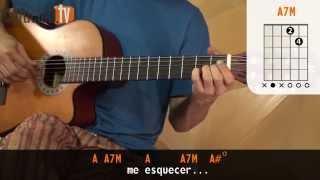 Videoaula Detalhes (aula de violão completa)