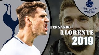 Fernando Llorente 2019 Tottenham Hotspur