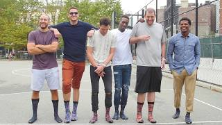 Tall Order Socks - Behind The Scenes Pt 1