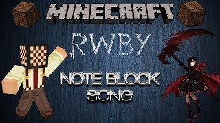 RWBY - Minecraft Note Block Song