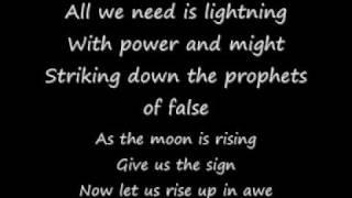Lordi Hardrock Hallelujah Lyrics
