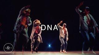 """DNA"" - Kendrick Lamar | Keone & Mari choreography"