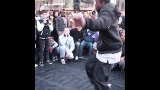 Battle FWM Danse Debout Tom Beta 2012.01.14