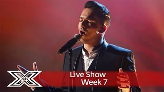 Matt gets his license to thrill with Sam Smith cover! | Live Shows Week 7 | The X Factor UK 2016